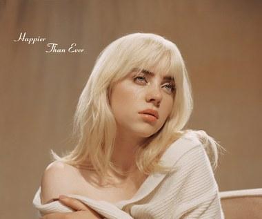 """Billie Eilish wydała drugą płytę. """"Happier Than Ever"""" już w sieci"""