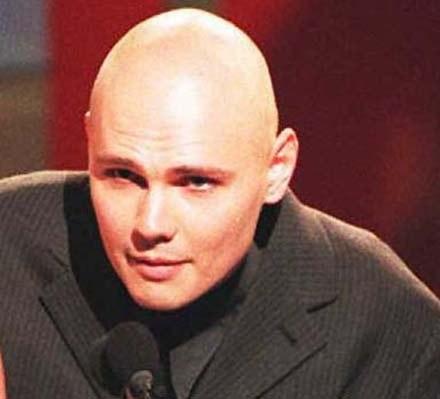 Billy Corgan (Smashing Pumpkins) /arch. AFP