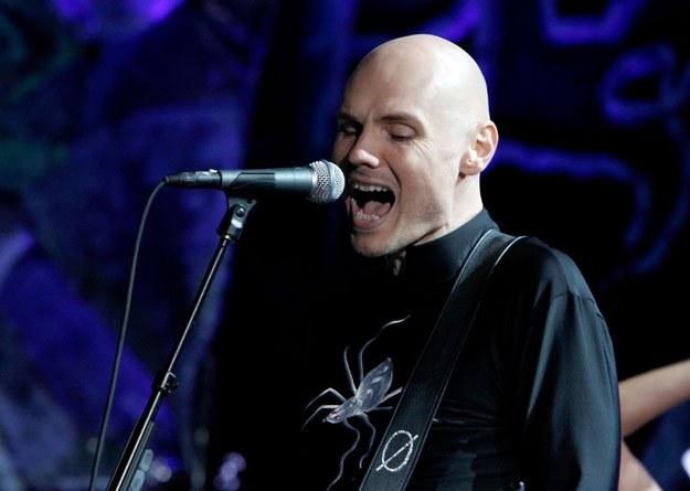 Billy Corgan (The Smashing Pumpkins) fot. Kevin Winter /Getty Images/Flash Press Media