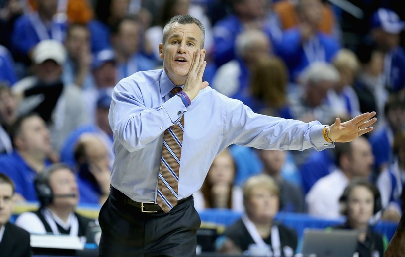 Billy Donovan /AFP
