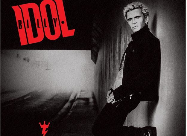 "Billy Idol na okładce ""Kings & Queens of the Undeground"" /"
