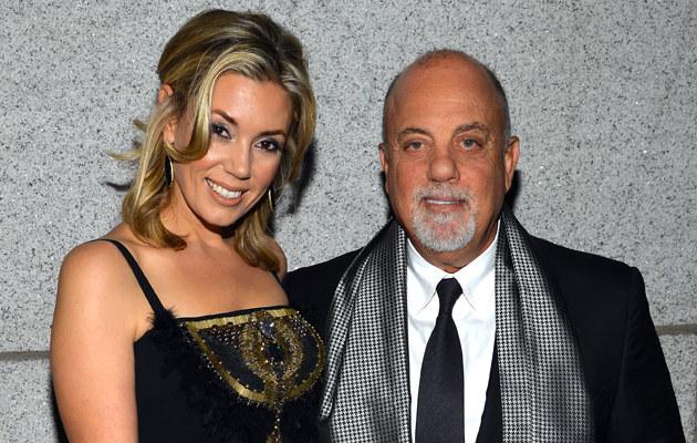 Billy Joel i Alexis Roderick zostali rodzicami! /Larry Busacca /Getty Images