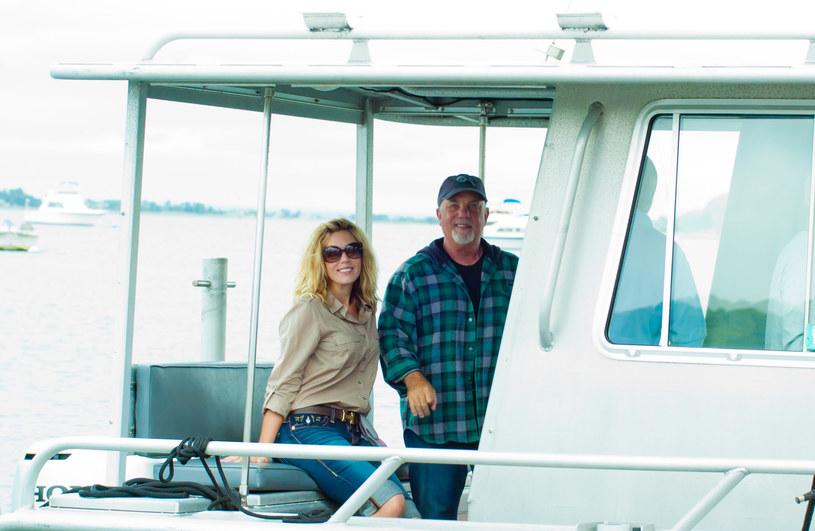 Billy Joel z żoną /Steven Henry /Getty Images