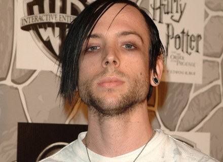 Billy Martin (Good Charlotte) został ojcem - fot. Michael Tullberg /Getty Images/Flash Press Media