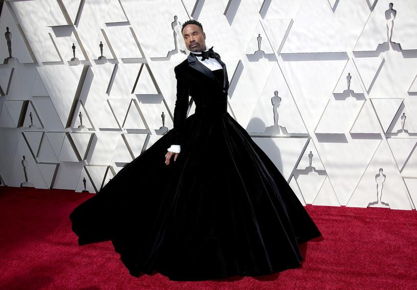 Billy Porter podczas gali rozdania Oscarów /Getty Images