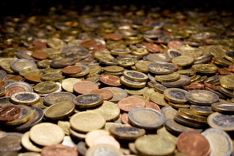 Bilon w euro zatrzymany /© Panthermedia