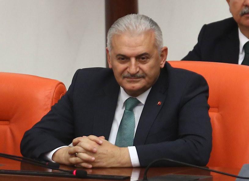 Binali Yildirim, nowy szef tureckiego rządu /AFP