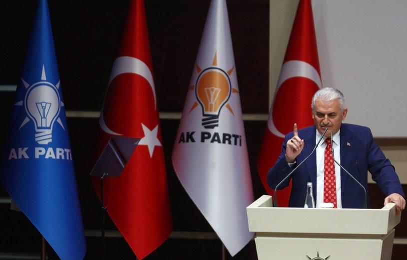 Binali Yildirim /ADEM ALTAN /AFP