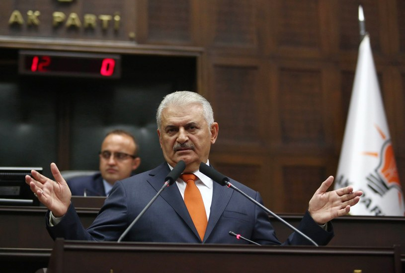Binali Yildirim /STRINGER /East News