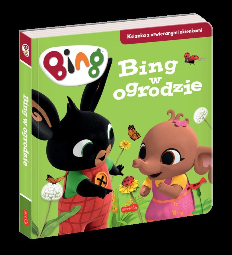 Bing w ogrodzie /INTERIA.PL/materiały prasowe