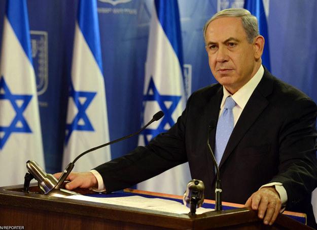 Binjamin Netanjahu /Haim Zach/REPORTER /East News