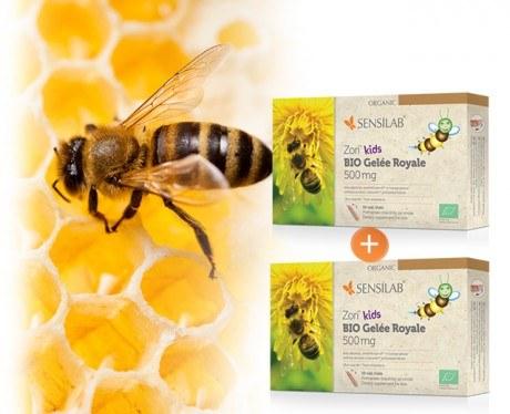 BIO Gelée Royale - Mleczko pszczele dla dzieci /materiały prasowe