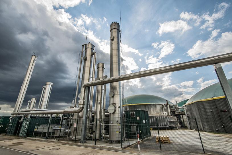 Biogaz uzupełni miks energetyczny /123RF/PICSEL