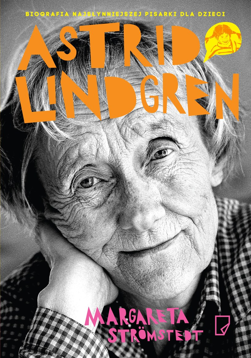Biografia Astrid Lindgren /materiały prasowe
