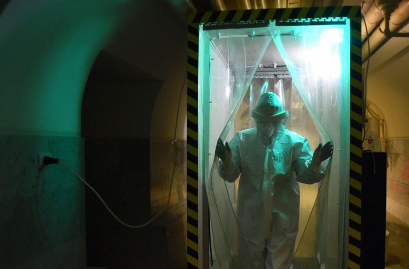 Biolog twierdzi, że w każdej chwili może pojawić się zupełnie nowa pandemia innej choroby, zdjęcie ilustracyjne /OLGA MALTSEVA/AFP /East News