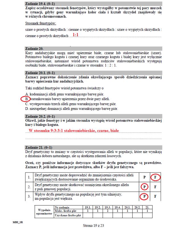 Biologia rozszerzenie /INTERIA.PL