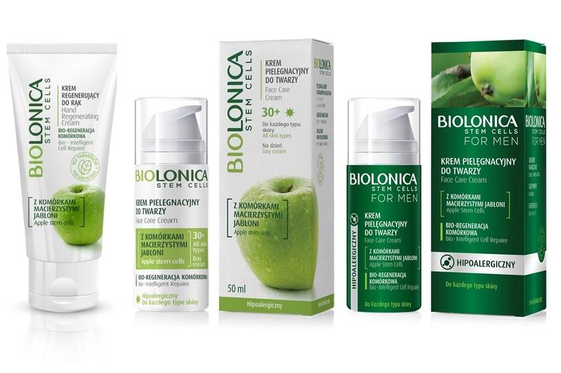 Biolonica na walentynki: Seria Apple Stem Cells /Styl.pl/materiały prasowe