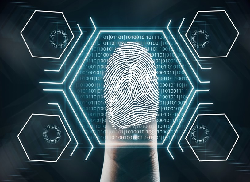 Biometria palca /123RF/PICSEL