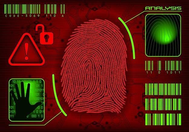 Biometria -  technologia tania, wygodna i bezpieczna. /©123RF/PICSEL