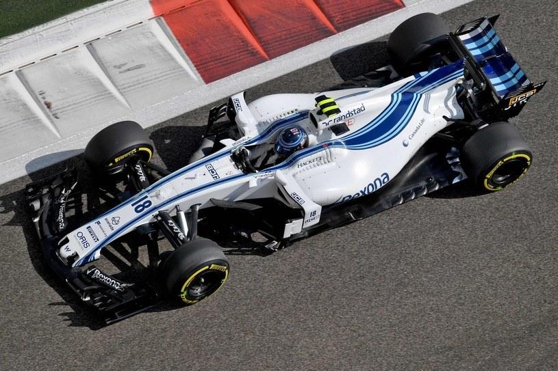 Biometryczne rękawice dla kierowców F1 /AFP
