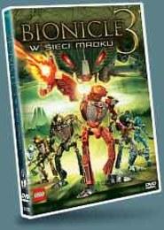 Bionicle III: w sieci mroku