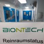 BioNTech napędza wzrost gospodarczy Niemiec