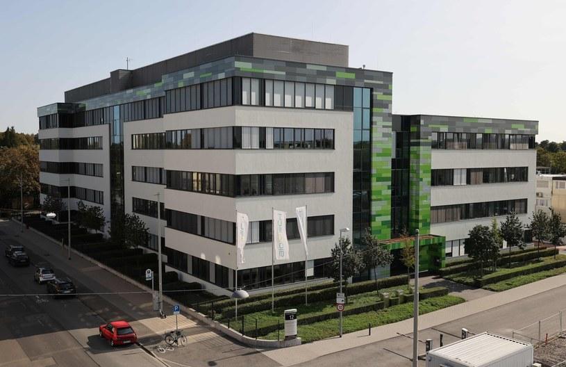 BioNTech, siedziba firmy w Moguncji /AFP
