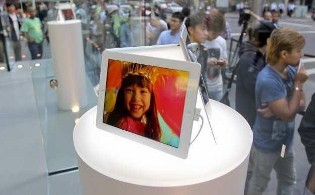 Biorąc pod uwagę ceny nowego iPada - jego ubezpieczenie nie jest złym pomysłem /AFP