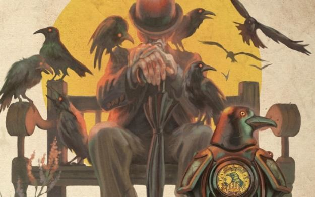 BioShock Infinite - motyw graficzny /Informacja prasowa