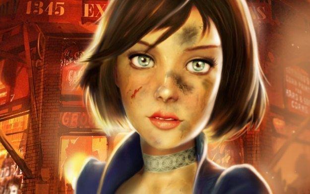BioShock: Infinite - motyw graficzny /Informacja prasowa