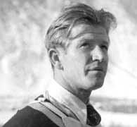 Birger Ruud - jedna z legend w historii narciarskich MŚ /AFP