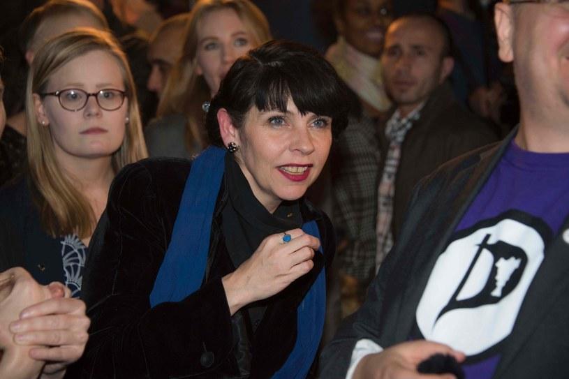 Birgitta Jonsdottir /AFP