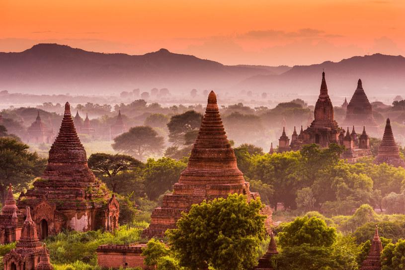 Birma odnotowała 40,2 proc. wzrostu liczby odwiedzających! /123RF/PICSEL