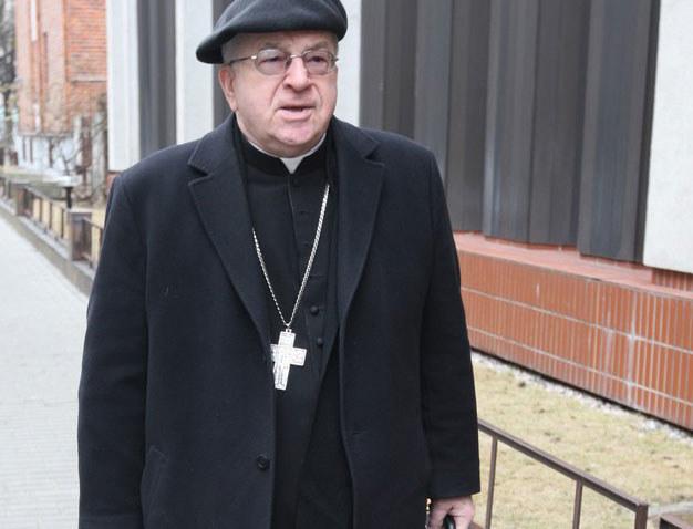 Biskup Adam Lepa /Stanisław Kowalczuk /East News