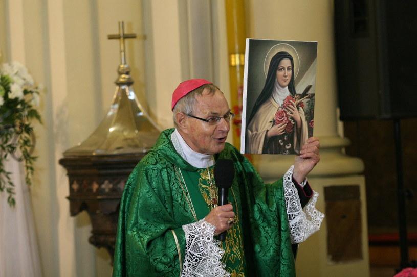 Biskup Antoni Długosz / Lukasz Zarzycki /Agencja FORUM