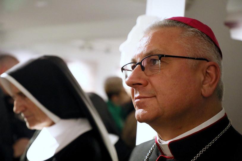 Biskup Artur Miziński /Jakub Kaminski/East News /East News