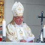 Biskup bydgoski Jan Tyrawa odchodzi. Papież przyjął rezygnację