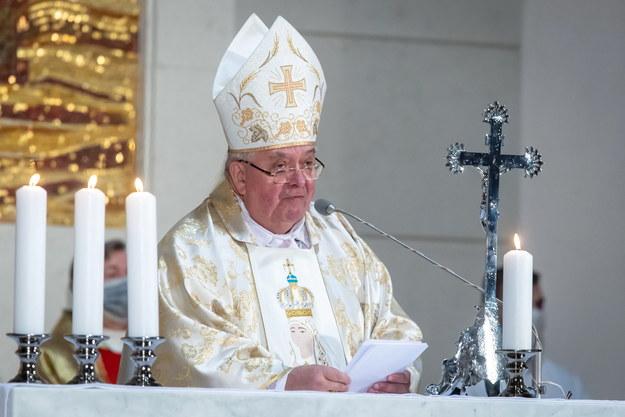 Biskup bydgoski Jan Tyrawa /\Tytus Żmijewski /PAP