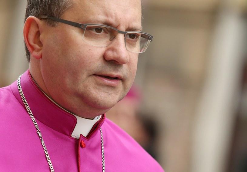 Biskup Damian Muskus /Damian Klamka /East News