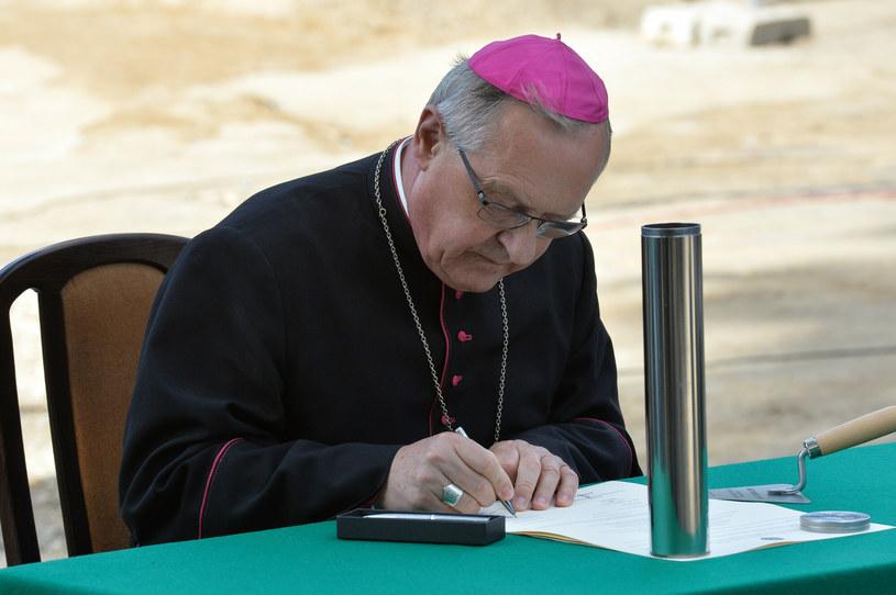 Biskup Edward Dajczak /GERARD/REPORTER /Reporter