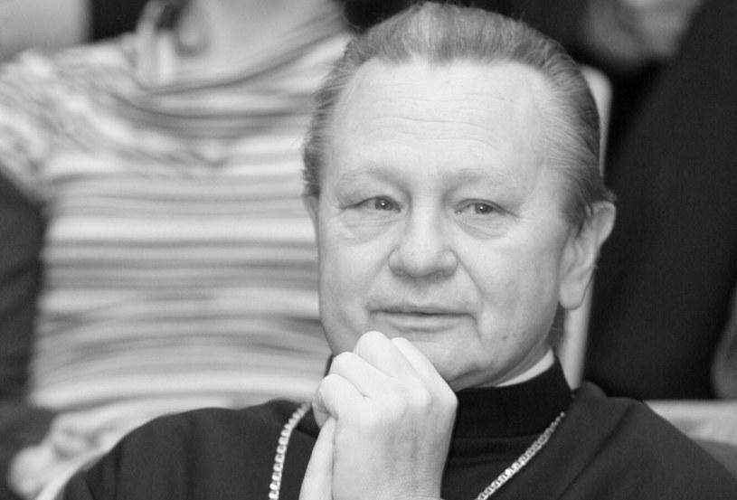 Biskup Gerard Kusz zmarł w poniedziałek /Adrian Ślazok /Reporter