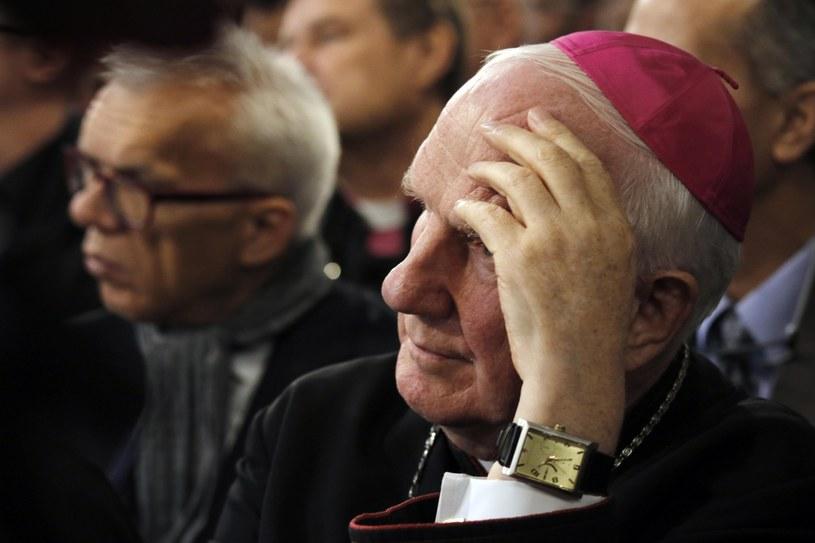 Biskup Ignacy Dec /Sebastian Biały /Reporter