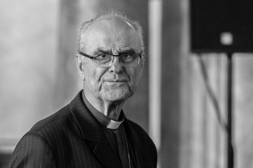 Biskup  Jan Szarek / fot. Krzysztof Kaniewski  /Reporter