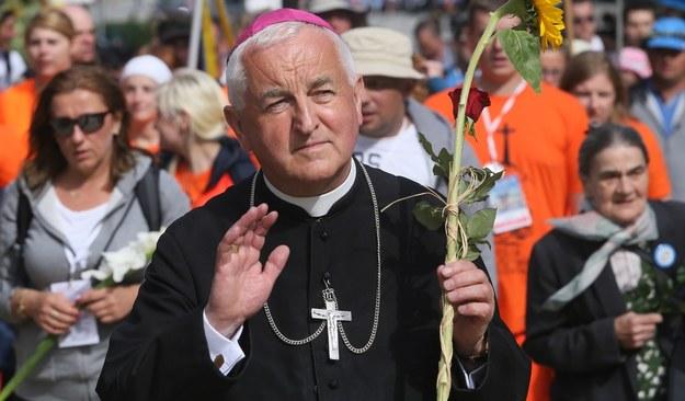 Biskup Jan Szkodoń /Waldemar Deska /PAP