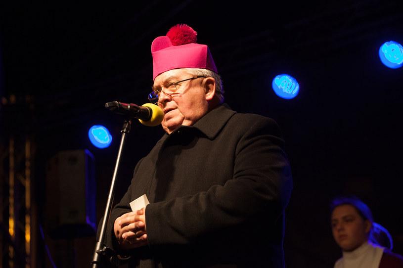 Biskup Jan Tyrawa /Dymitr Kutz /Agencja FORUM