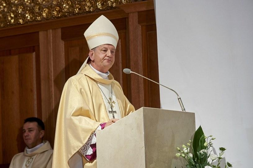 Biskup Józef Guzdek /Michal WARGIN /East News