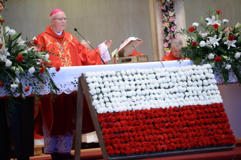 Biskup Józef Wysocki /Jacek Turczyk /PAP