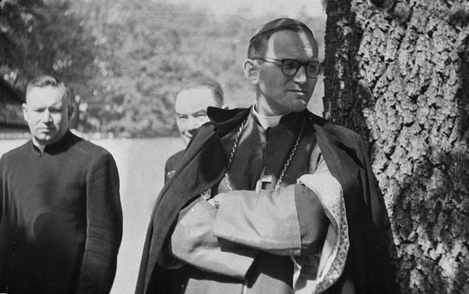 Biskup Karol Wojtyła /PAI /PAP