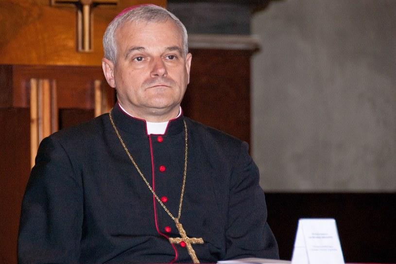 Biskup Marek Mednyk /LUKASZ GRUDNIEWSKI /East News