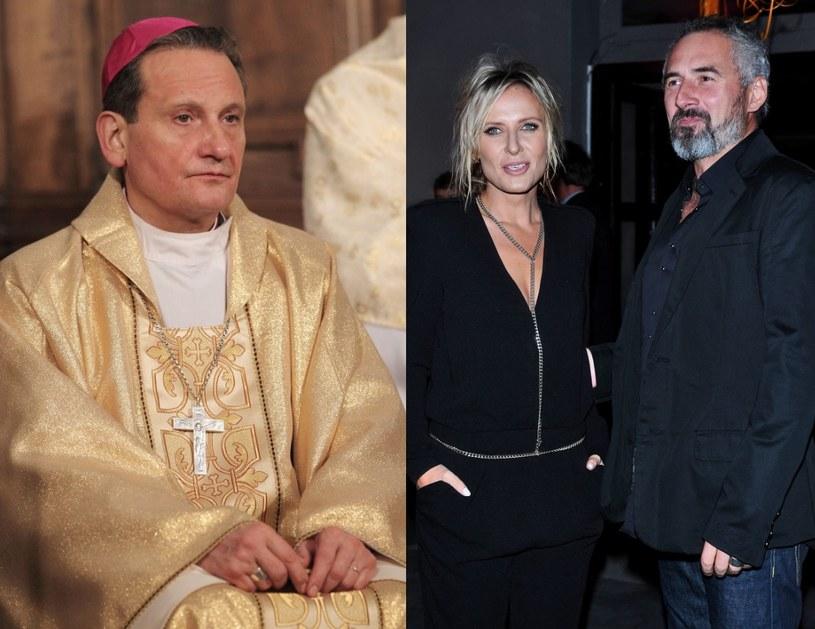 Biskup Markowski nie pochwala stylu życia bratanicy! /- /East News